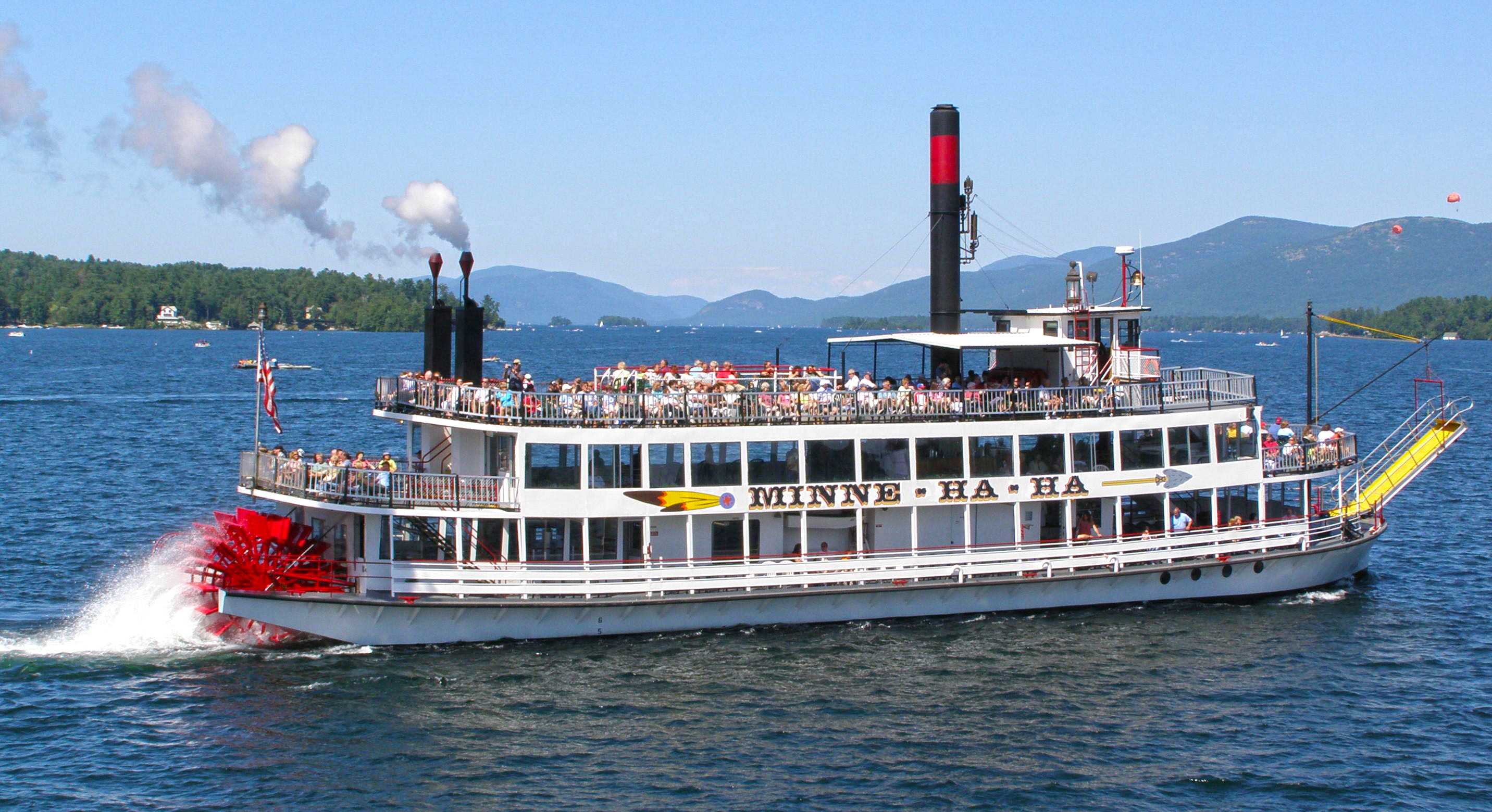 Specialty Cruises Lake George Steamboat Company