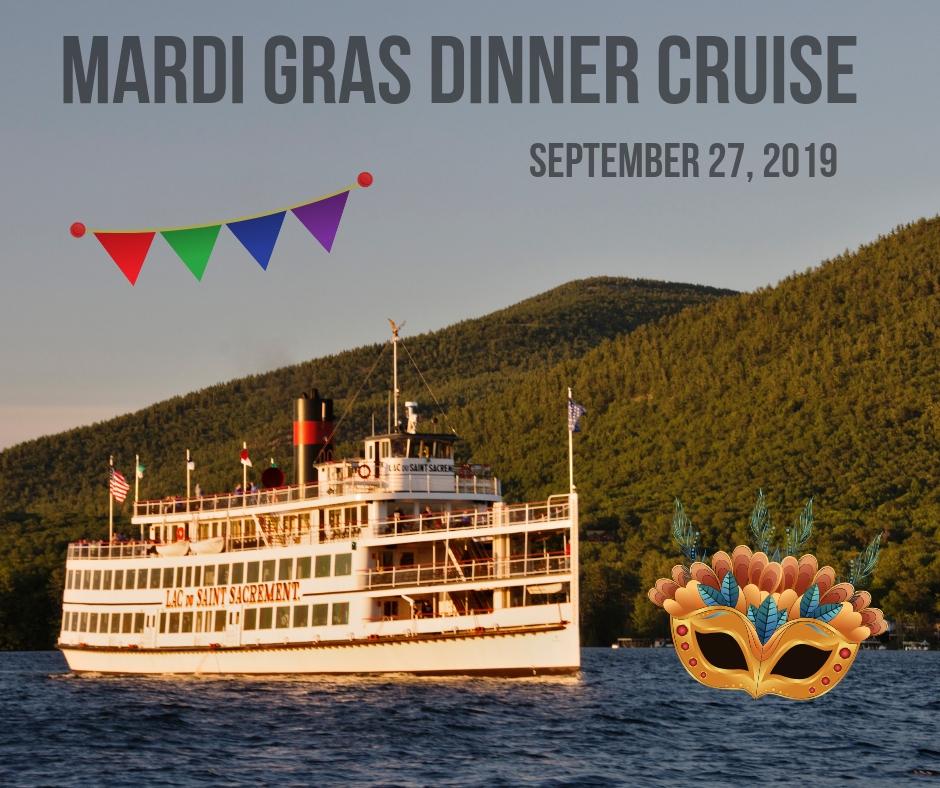 mardi gras dinner cruise