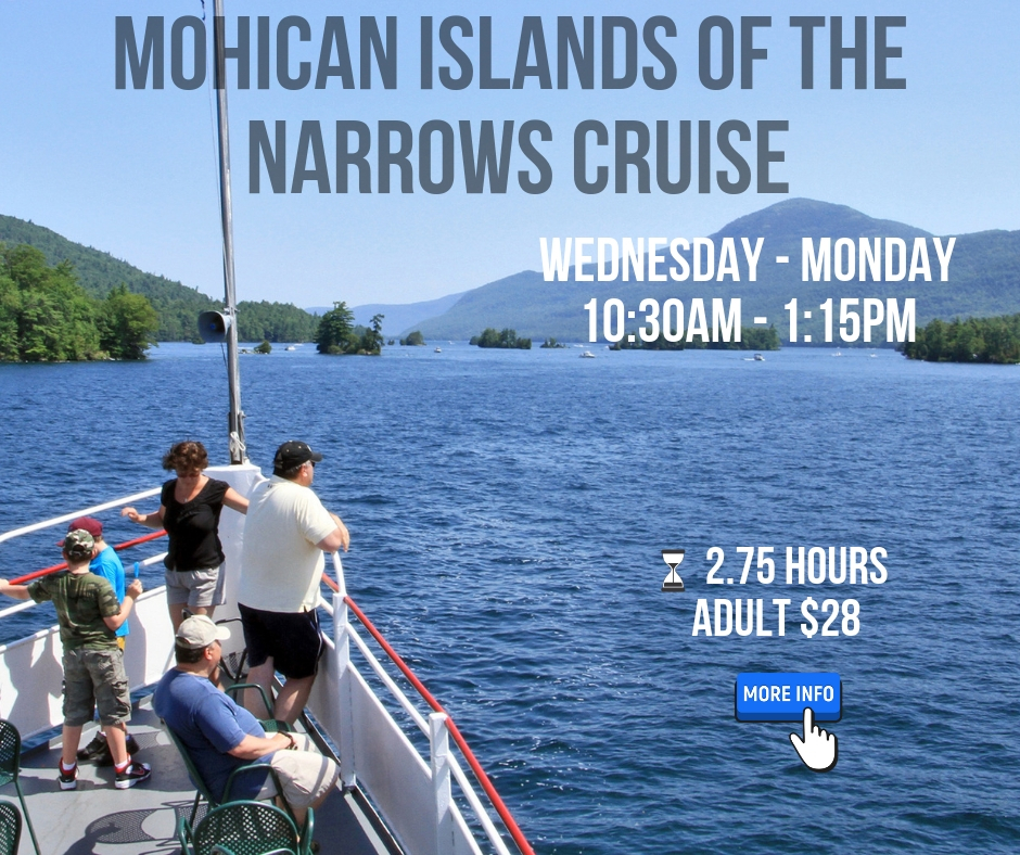 islands of the narrows cruise click for more info